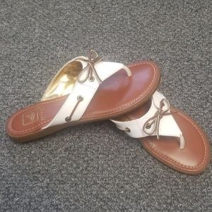 Sperry top-sider sandals size 6